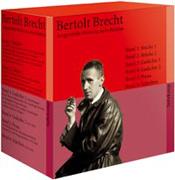 Bertolt Brecht: Ausgewählte Werke in sechs Bänden